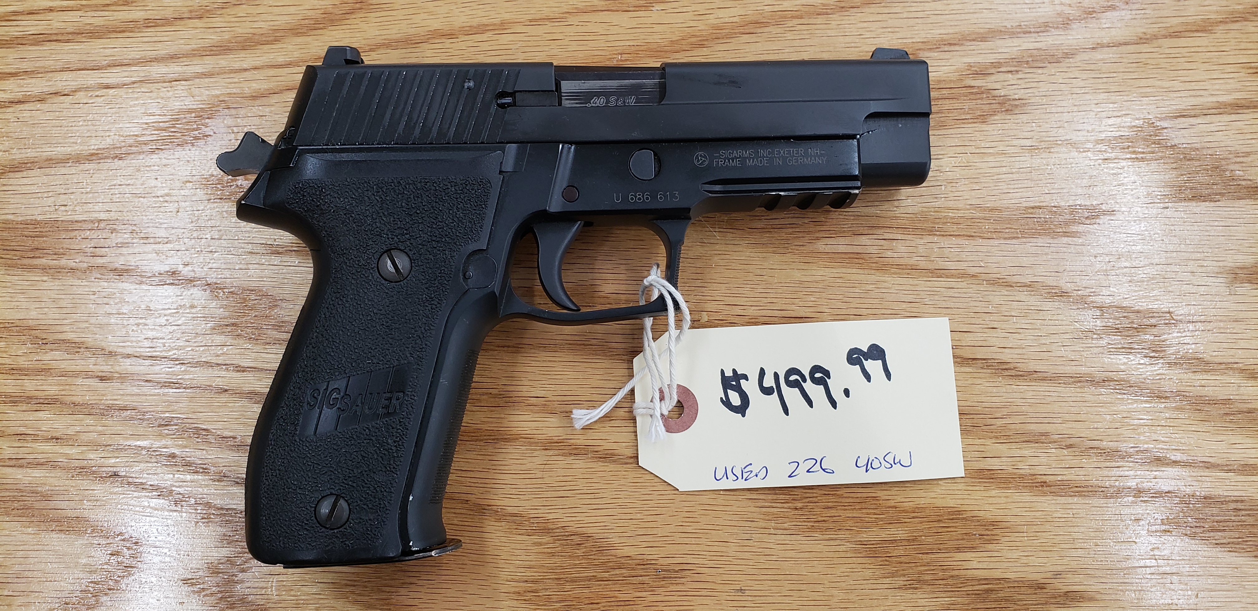 SIG P226 .40 S&W-2